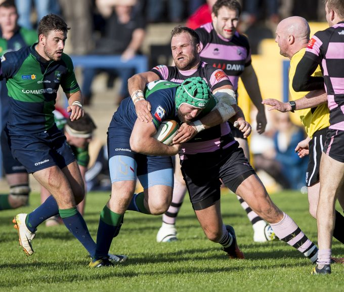 Boroughmuir V Ayr