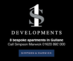 Bespoke apartments in Gullane