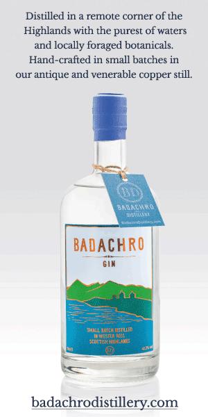 The Badachro Gin